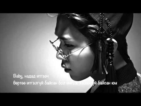 [MGL Sub] Junhyung ft G.Na - Anything