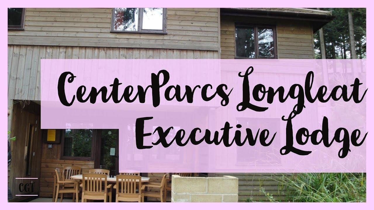 Centerparcs Longleat Executive 2 Y Lodge