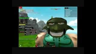 roblox Legend of the Shattered Rune RPG gameplay part 1