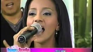 Sheryn Regis and Liezle Garcia - Tell Him with Charice