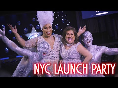 NEW YORK CITY MAC COSMETICS LAUNCH PARTY VLOG | PatrickStarrr