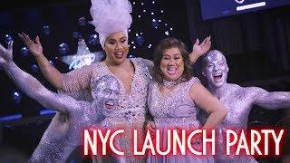 NEW YORK CITY MAC COSMETICS LAUNCH PARTY VLOG | PatrickStarrr