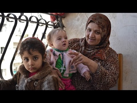 Aleppo: A city divided