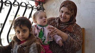 Aleppo: A city divided