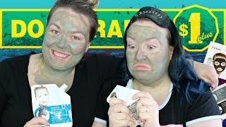 Beauté Cassée : Duo de masques pour le visage Faciqué à 4 $ |  2FILLESORDINAIRES