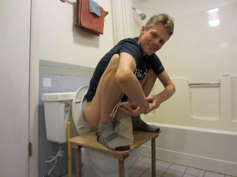 Squatting Toilet Platforms Available!  Squat for Bowel Movements!