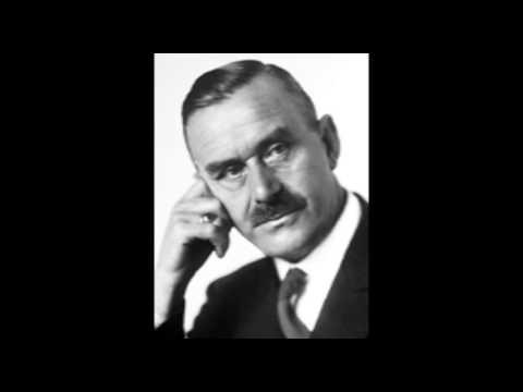 Thomas Mann Reden Meine Zeit