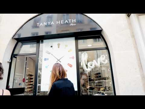 Tanya Heath Paris featured in the Louis Vuitton Paris City Guide
