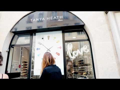 Tanya Heath Paris featured in the Louis Vuitton Paris City Guide