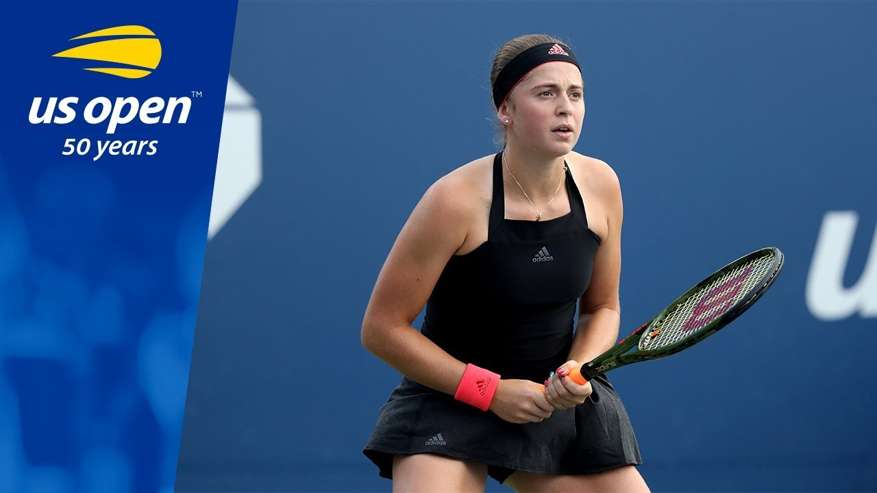 Ostapenko Continues Her Top Form At the 2018 US Open