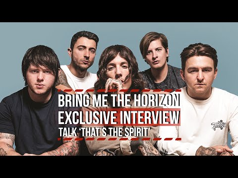 Bring Me the Horizon Discuss 'That's the Spirit' Album
