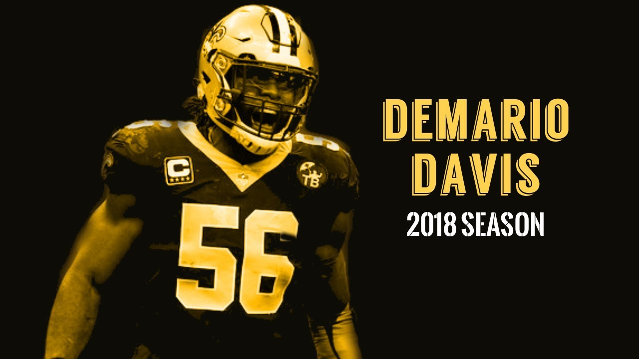 hot sale online c62e8 563ed Demario Davis 2018 Highlights |