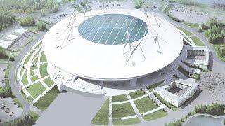 Зенит арена | Мы строили, строили… стадион на Крестовском | world cup 2018 stadiums | zenit arena