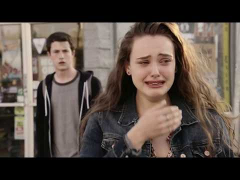is clay jensen and hannah baker dating in real life