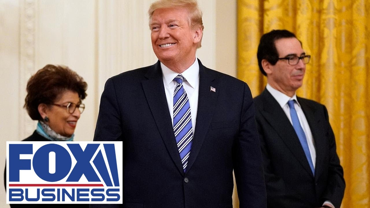 Trump: 30M jobs saved due to swift action taken with PPP