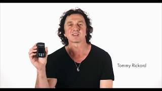 Tune Bot Studio Drum Tuner with Tommy Rickard