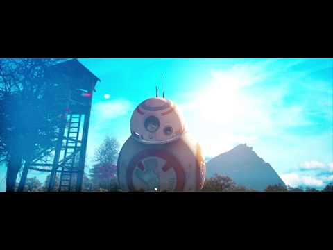 CGI Animated Short Film using ELEMENT 3D and AFTER EFFECT