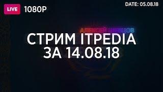 ITPEDIA СТРИМ 14.08.18 У БАНАНА