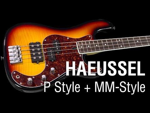 Haeussel P-Style + MM-Style