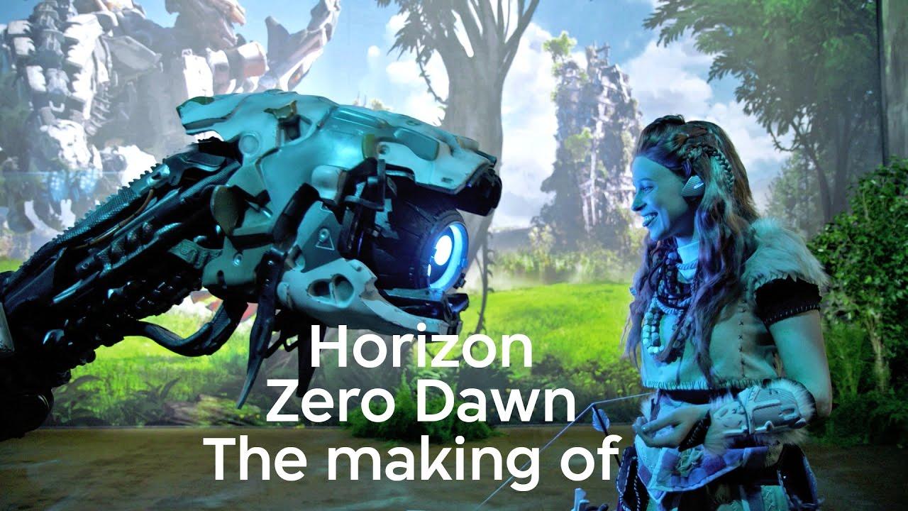 Horizon Zero Dawn: The Making of a Game