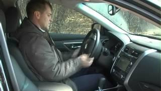 Совершенно новый Nissan Teana третьего поколения