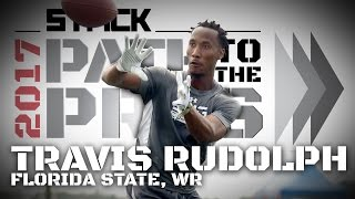 2017 Path to the Pros: <b>Travis Rudolph</b>, Florida State WR