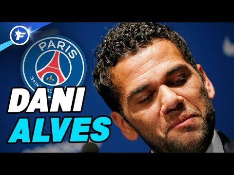 Dani Alves explique pourquoi il a dit oui au PSG