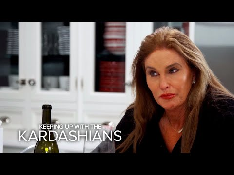 Thumbnail: KUWTK | Caitlyn and Kris Jenner Try to Put the Past Behind Them | E!