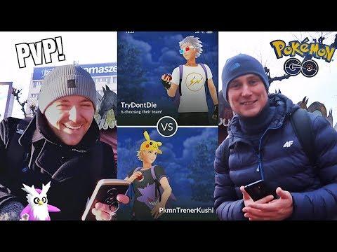 Walka PvP z TryDontDie w Pokemon GO! Nadchodzi nowy event! thumbnail