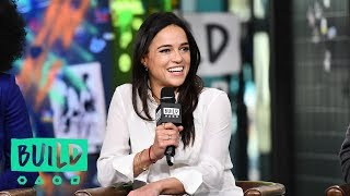 Michelle Rodriguez Is Ready To Grow As An Actress