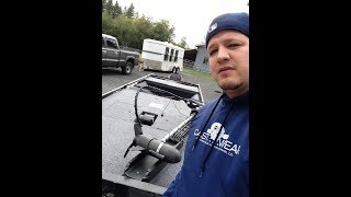 1436 Jon Boat To Bass Boat Part 2  - That Guy Skimpy