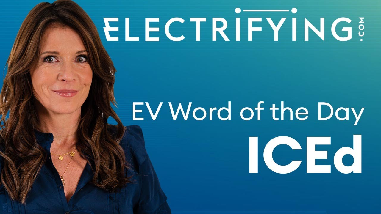 What does ICEd mean? Word of the Day / Electrifying