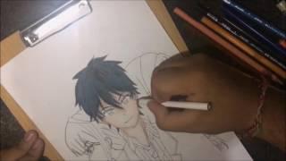 Speed Drawing - Masamune-kun no Revenge #1