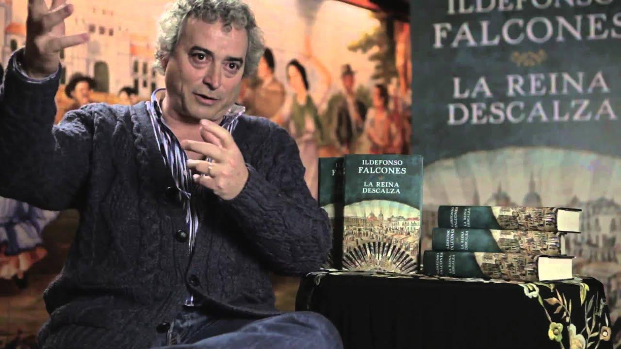 Ildefonso Falcones. La reina descalza. El flamenco - YouTube