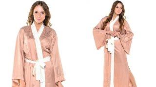 Женские халаты INCITY обзор