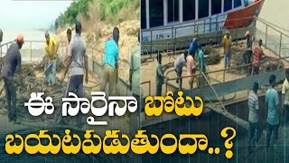 One Month For Godavari Boat Mishap : Extraction Works Resumes | AP Latest News | ABN Telugu