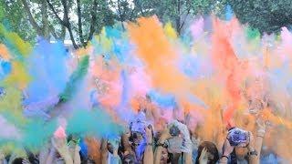 Holi Water Festival 2014