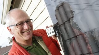Video 90. Solar air heating: We build a DIY version and check out SolarWalls download MP3, 3GP, MP4, WEBM, AVI, FLV Juli 2018