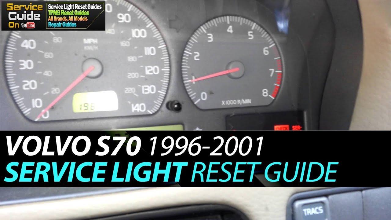 1998 Volvo S70 Check Engine Light Reset Decoratingspecial Com