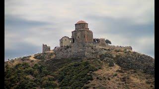 Грузия. МЦХЕТА. Монастырь ДЖВАРИЯ