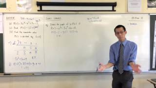 Cubic Curves (2 of 4: Polynomial Division & the factors of a Polynomial)