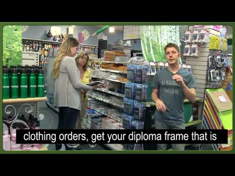 A Guided Tour Of Algonquin College's First Class Bookstore