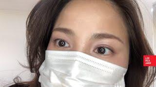 마스크 쓰고도 강렬한 인상을 남기는 초간단 메이크업♀…