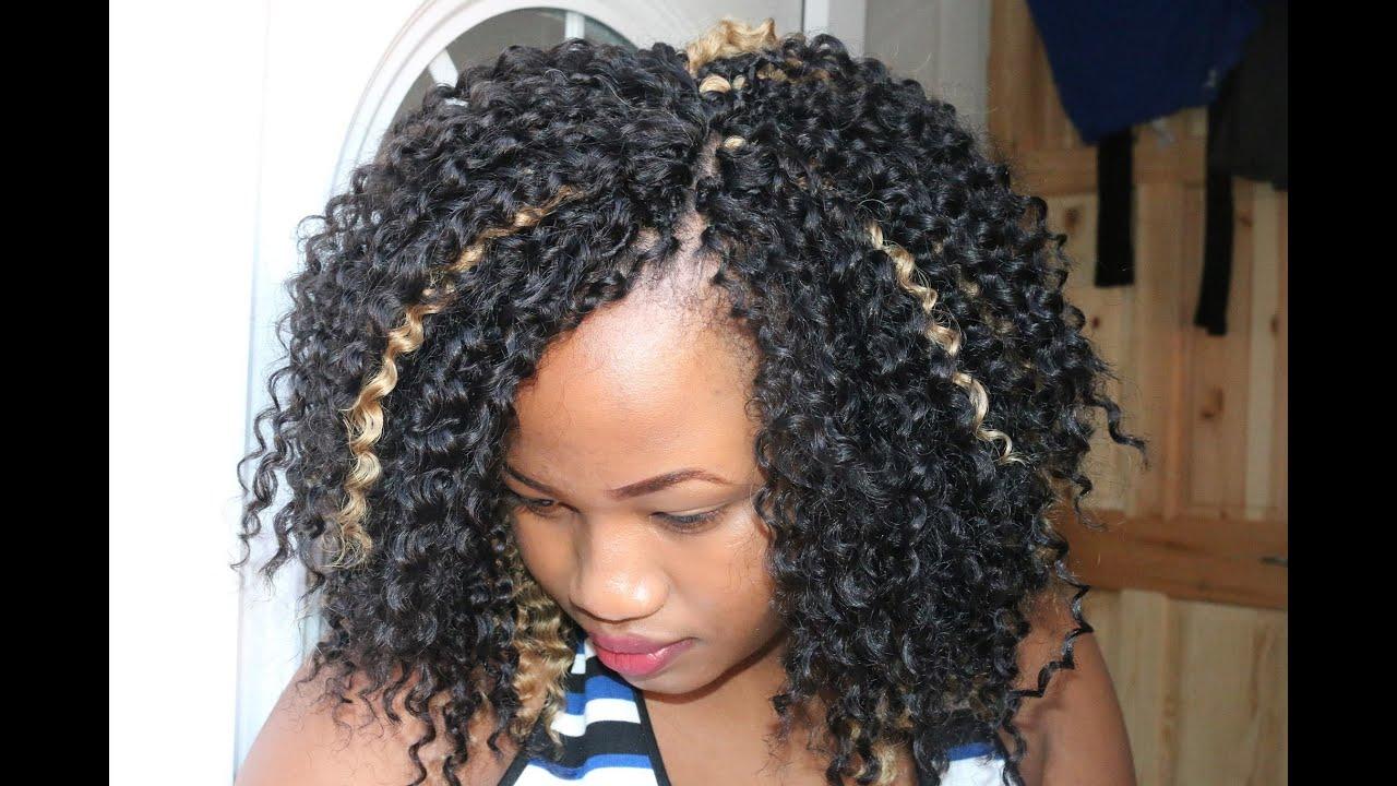 Bohemian Curl Hairstyles Fade Haircut