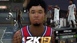 NBA 2K19 MyPARK