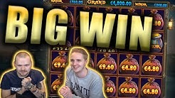 BIG WIN on PIRATE GOLD Slot