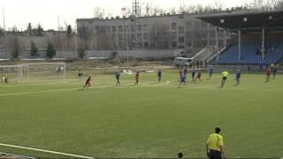 Химик(Новомосковск)-Динамо(Брянск) 0-2