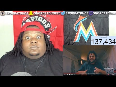 THEM BARS ARE BREATH TAKING! J. Cole  Album Of The Year (Freestyle)  (Official Music Video)REACTION!