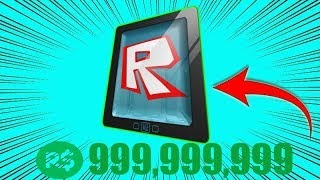 DAS TABLET DAS KOSTET 1 BILLION ROBUX IN ROBLOX!! Ich habe es??