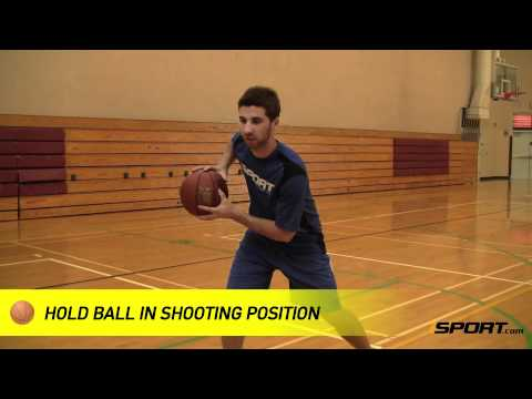 How to Get into Triple-threat Position in Basketball